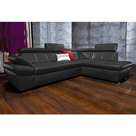 Hoekbank City Sofa met polyetherschuimvulling