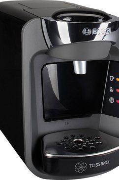 Bosch Tassimo Multi-dranken-automaat Suny TAS3205, pacific blue / antraciet