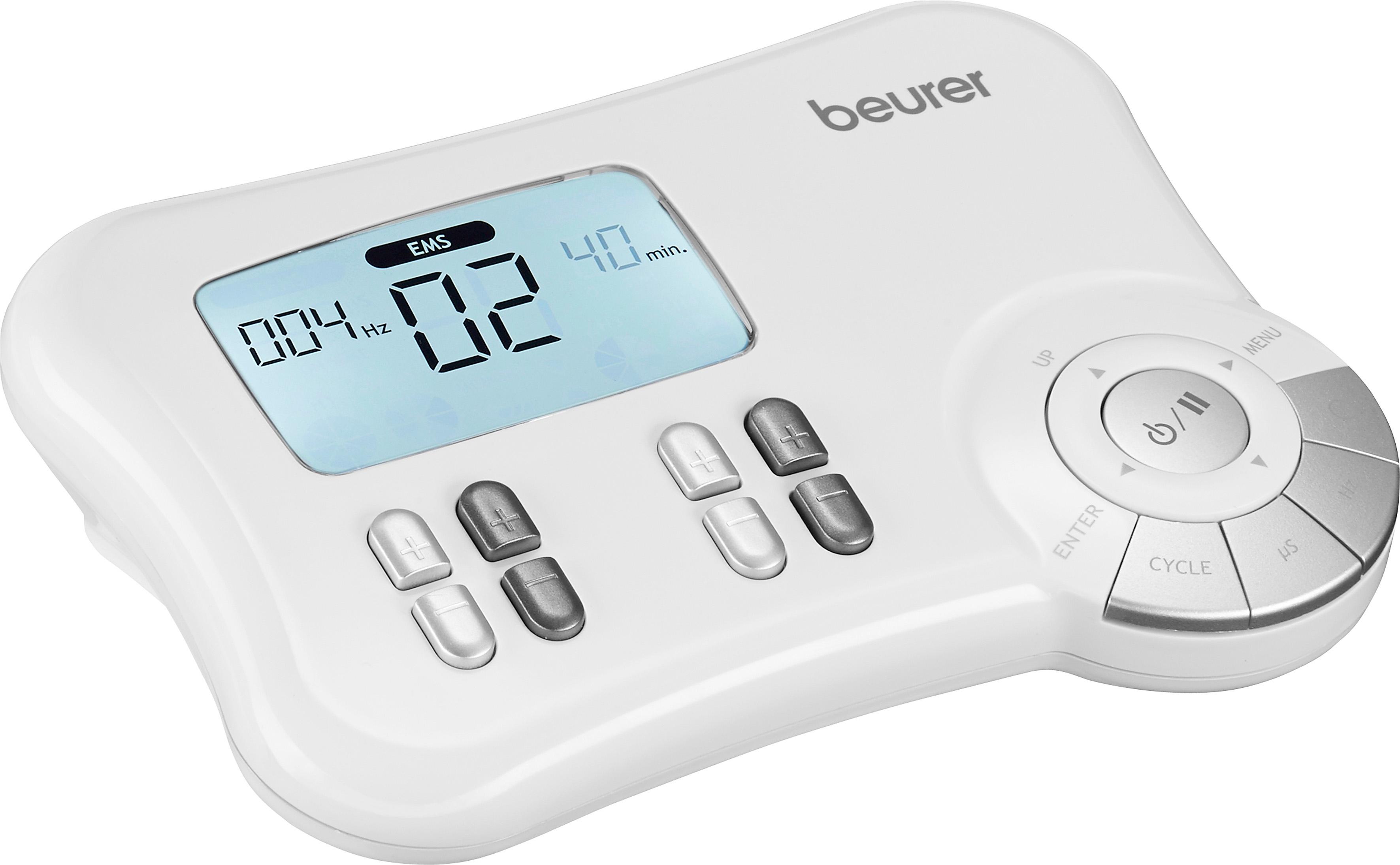 BEURER Massageapparaat, 'EM 80 Digital TENS/EMS' bij OTTO online kopen