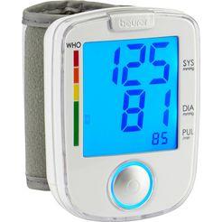 beurer pols-bloeddrukmeter bc 44 wit