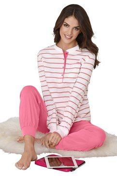 ringella pyjama in merkkwaliteit oranje