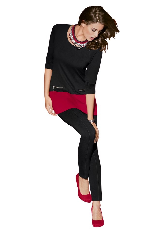 In Shop Online Lang Model Shirt wOnPk0