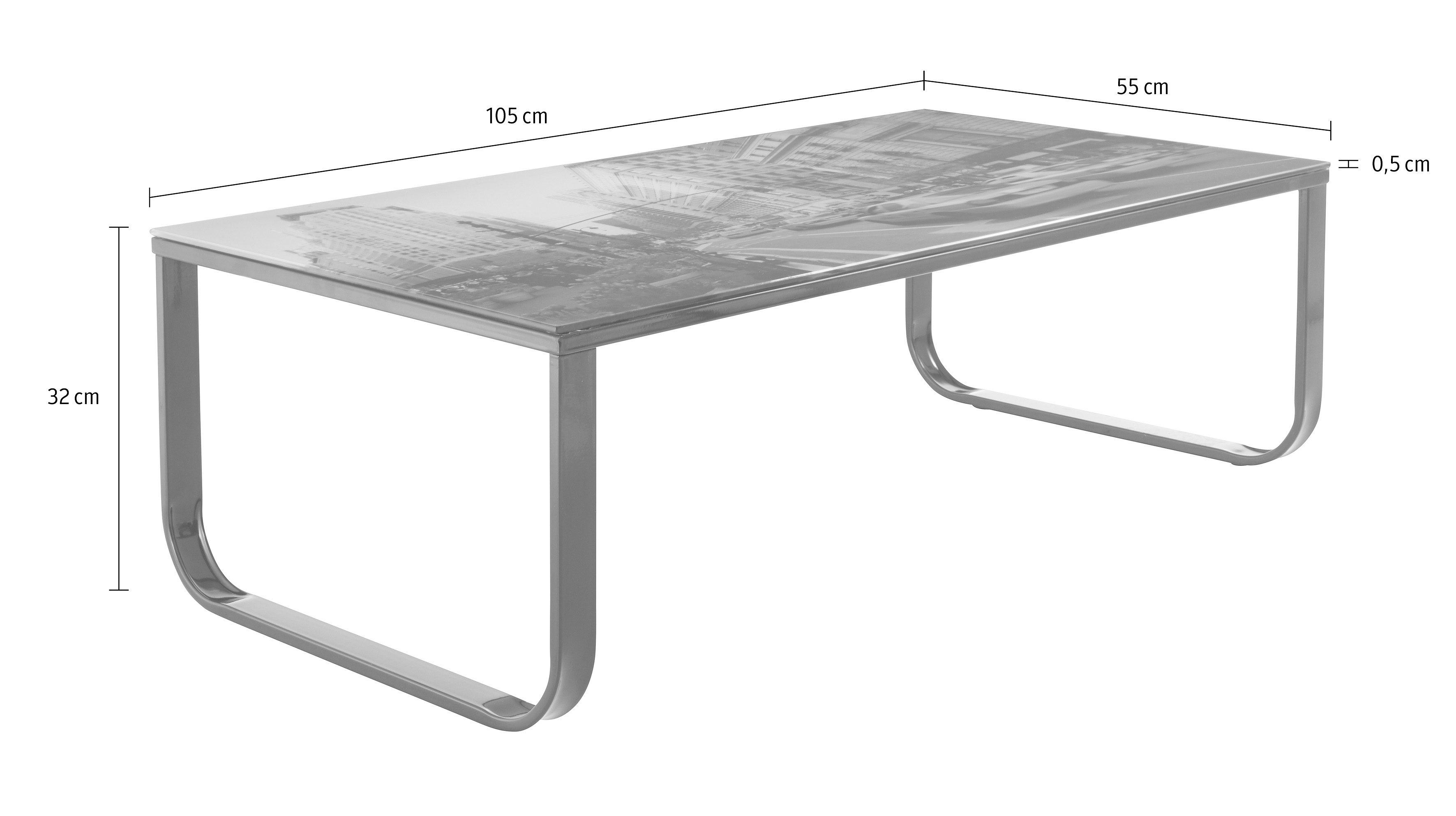 Inosign salontafel met metalen onderstel bestellen bij otto
