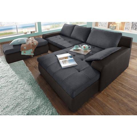 woonkamer extra groot hoekbankstel grijs SIT en MORE Hoekbank naar keuze in XL of XXL 13