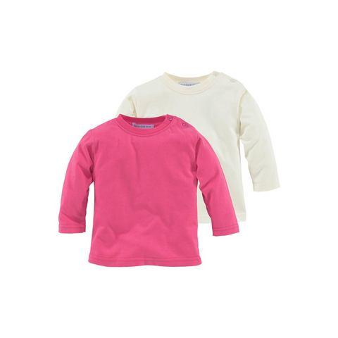 KLITZEKLEIN Shirt met lange mouwen in set van 2