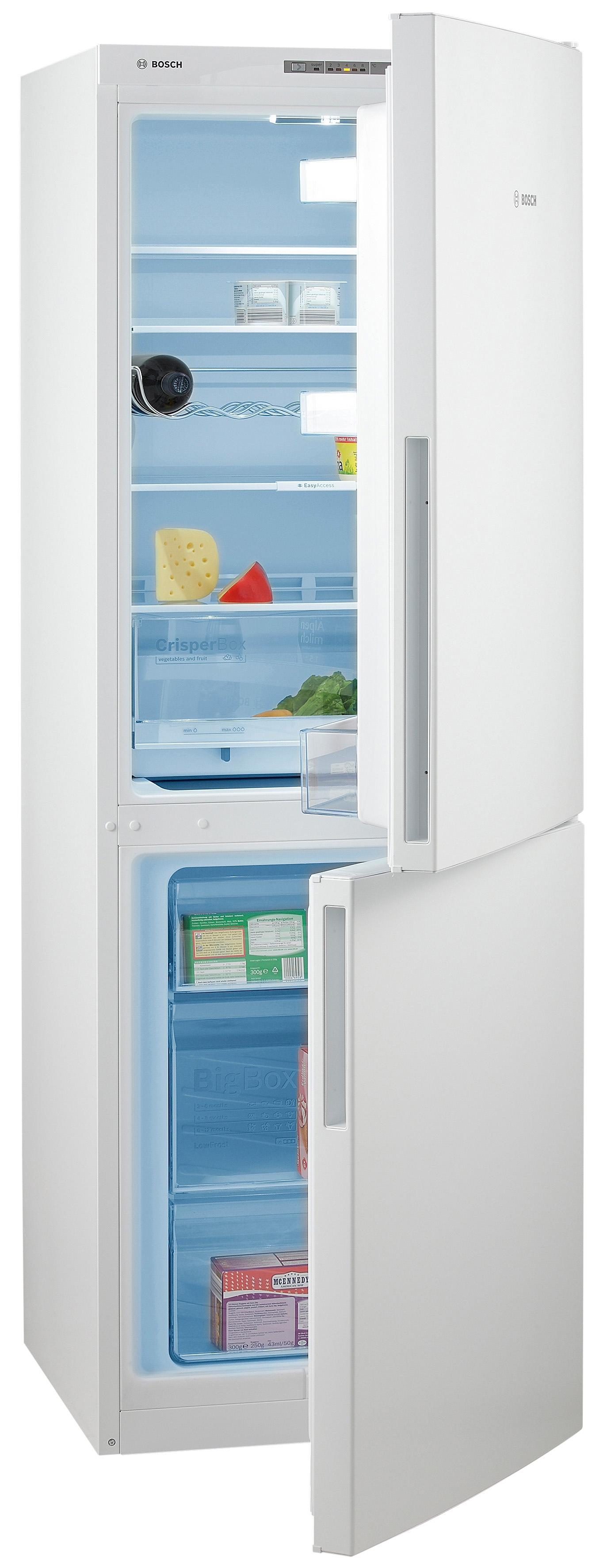 Bosch koel-vriescombinatie, KGV33VW31 / KGV33VL31, A++, 176 cm hoog bestellen: 14 dagen bedenktijd
