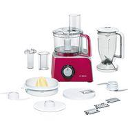 bosch compacte keukenmachine styline mcm42024 zilver