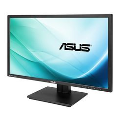 asus 4k monitor, 71,12 cm (28 inch) »pb287q« zwart
