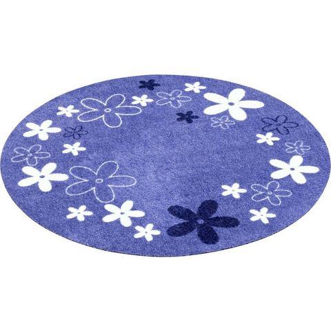 ZALA LIVING Kinder-karpet Bloemen
