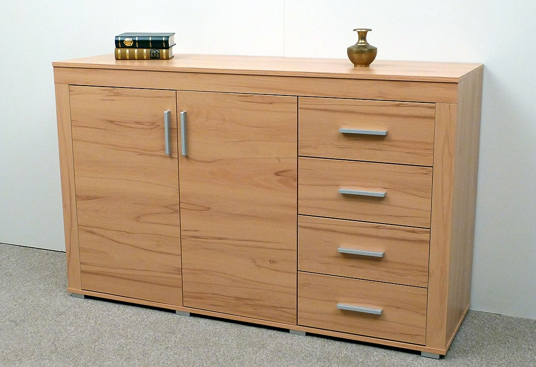 sideboard breedte 142 5 cm snel online gekocht otto. Black Bedroom Furniture Sets. Home Design Ideas