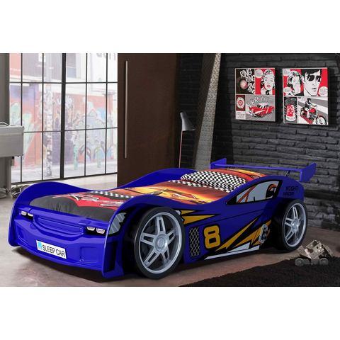 VIPACK Ledikant Raceauto