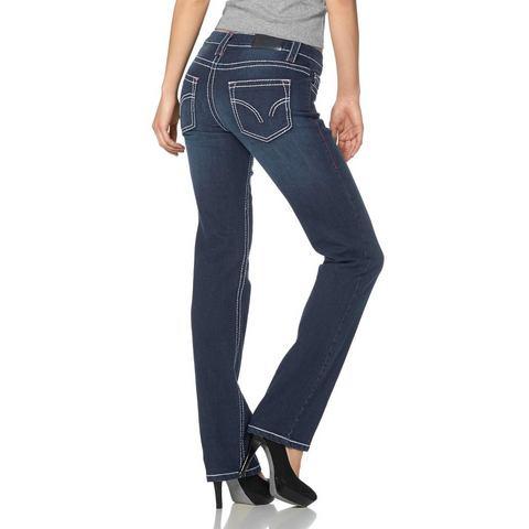 ARIZONA Rechte jeans Latin
