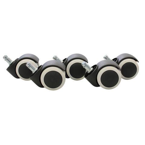 AMSTYLE Geremde roller voor harde vloeren SPM1-913