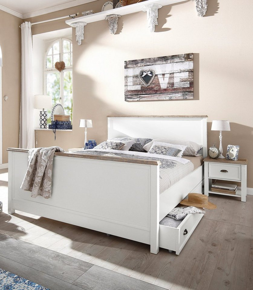 HOME AFFAIRE Bed Chateau