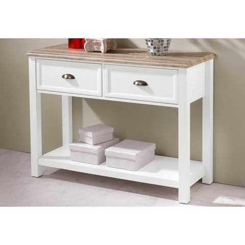 Nachtkastjes  commodes HOME AFFAIRE Console Chateau breedte 110 cm 292312