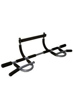buik- en rugtrainer, »iron gym xtreme«, iron gym zwart
