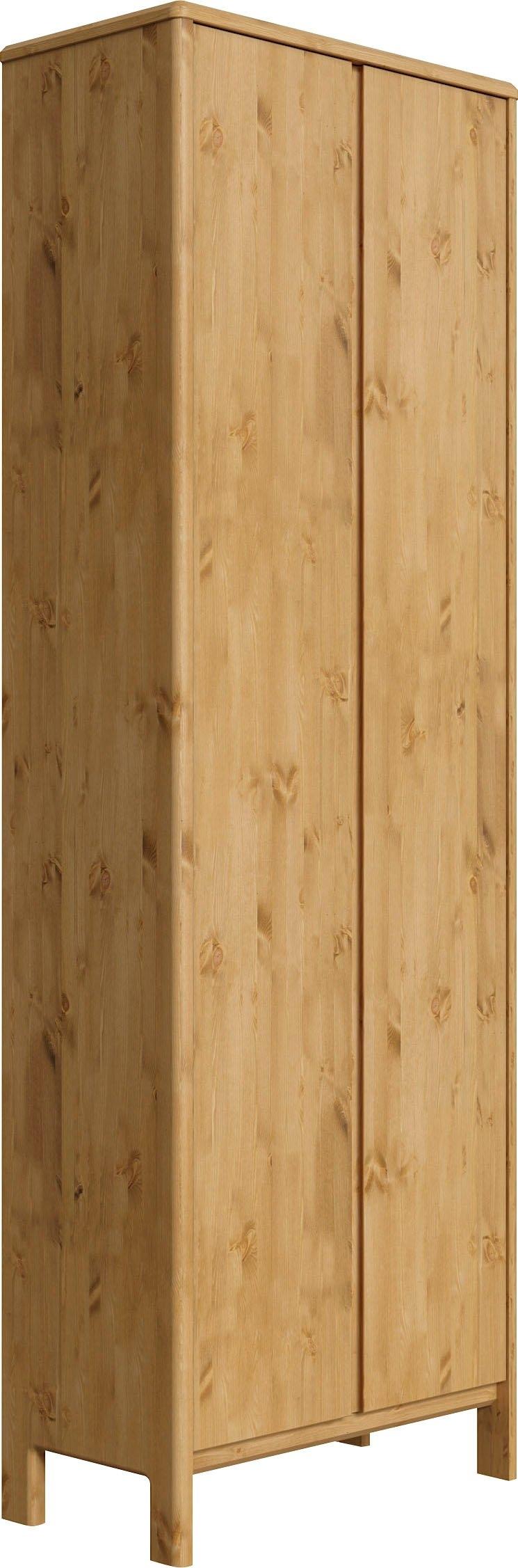 Home affaire kledingkast Livana van massief hout - gratis ruilen op otto.nl