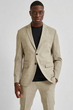 selected homme mix  match colbert »oasis« beige