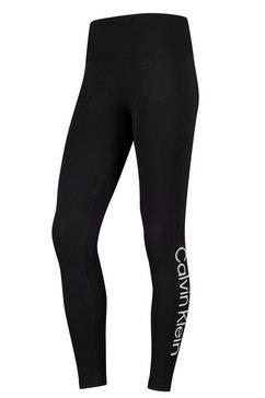 calvin klein seamless legging zwart