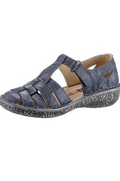 loretta klittenbandschoenen blauw
