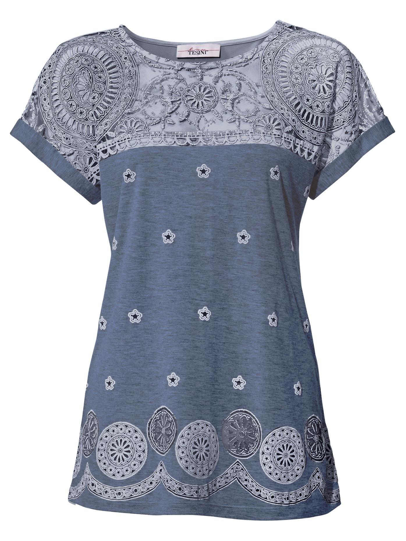 LINEA TESINI by Heine Kanten shirt nu online kopen bij OTTO