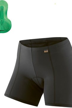 gonso functionele broek sitivo u fietsbroekje zwart