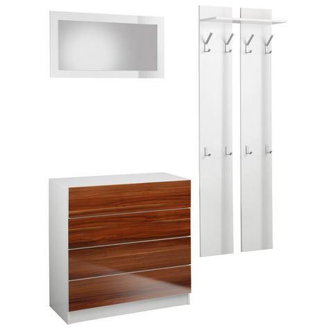 Complete garderobes Halmeubelen Vaasa 3 in 3-delige set 868035