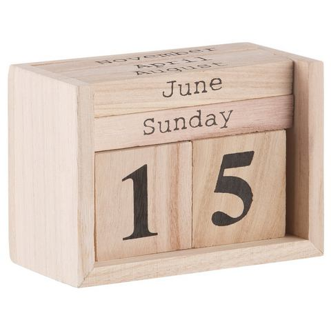 BLOOMINGVILLE Eeuwige kalender