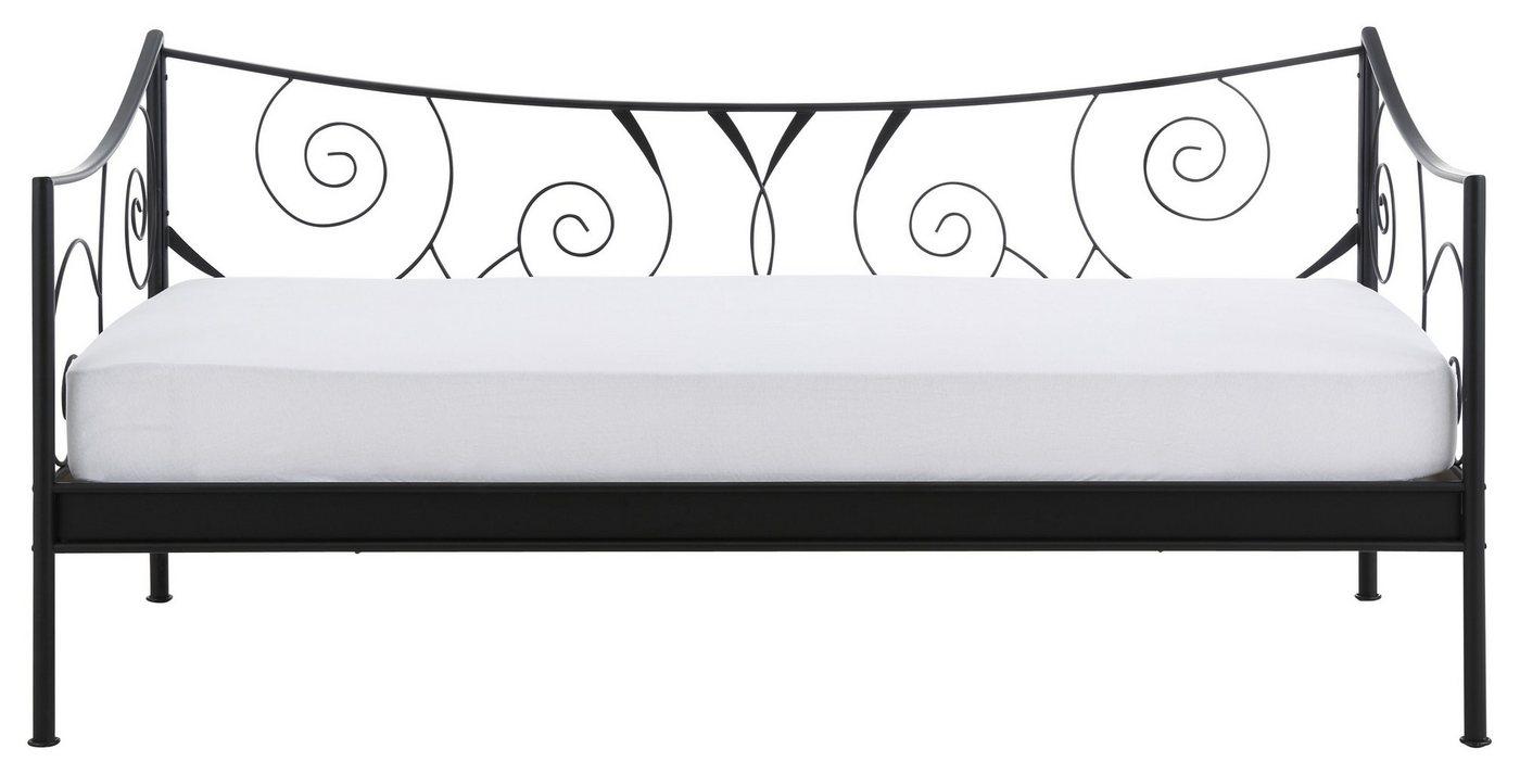 HOME AFFAIRE Metalen Bed Princess
