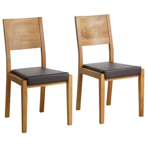 Eetkamerstoelen PREMIUM COLLECTION BY HOME AFFAIRE Stoel set van 2 785124