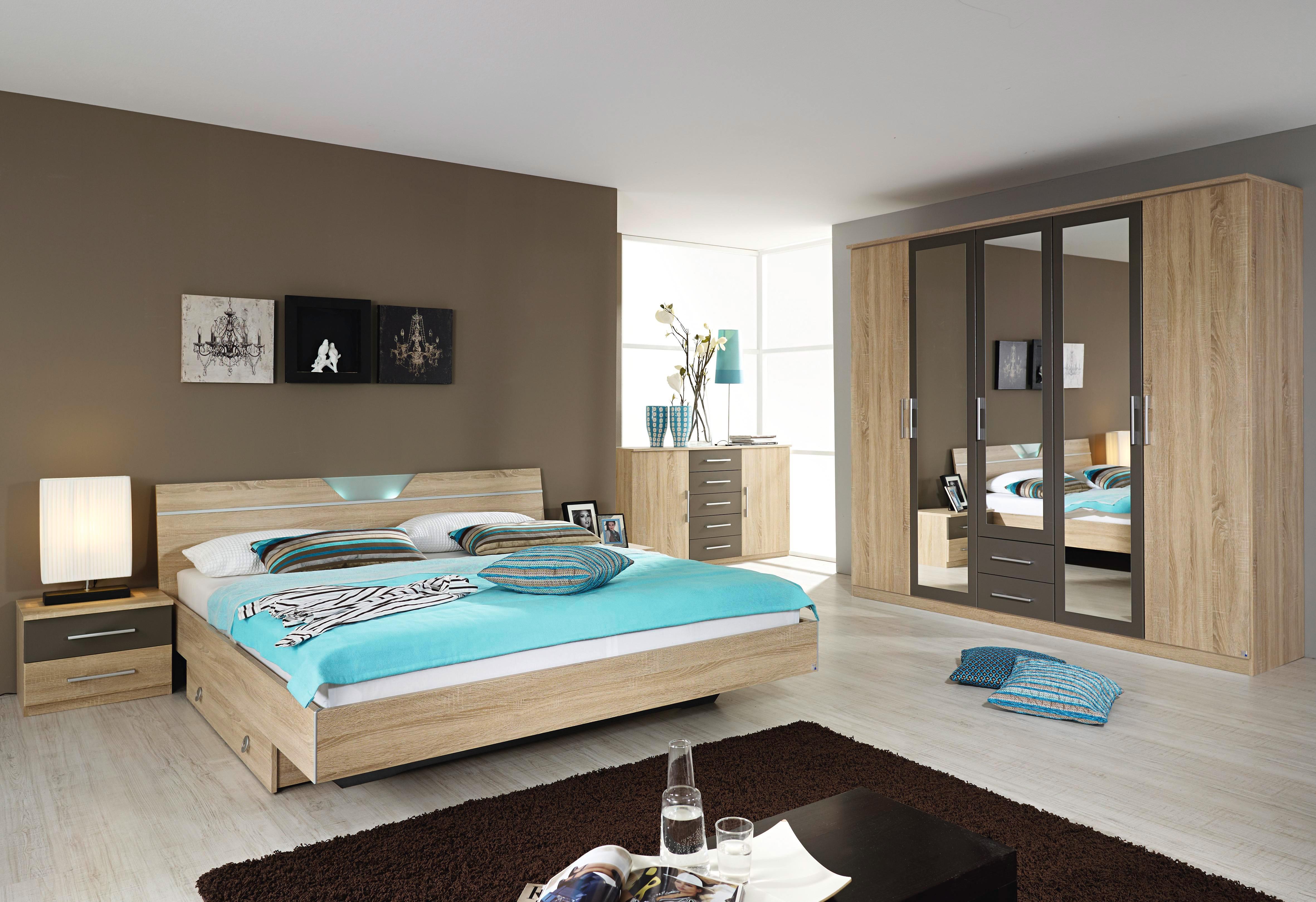Slaapkamerset, rauch, 4-dlg. snel online gekocht | OTTO
