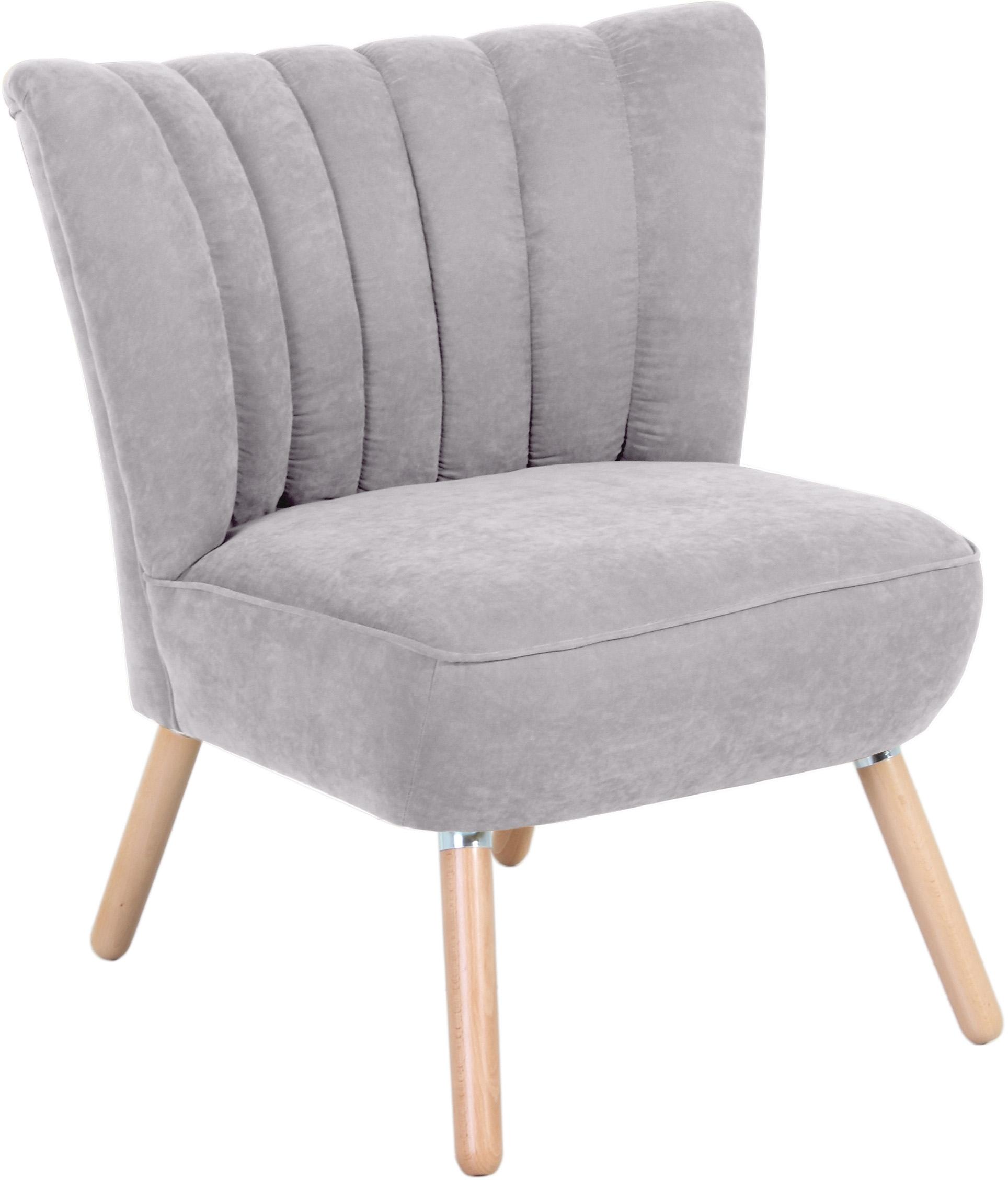 Max Winzer ® fauteuil in retrostijl »Aspen« online kopen op otto.nl