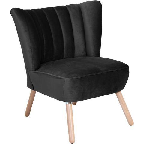 MAX WINZER® fauteuil in retrostijl Aspen