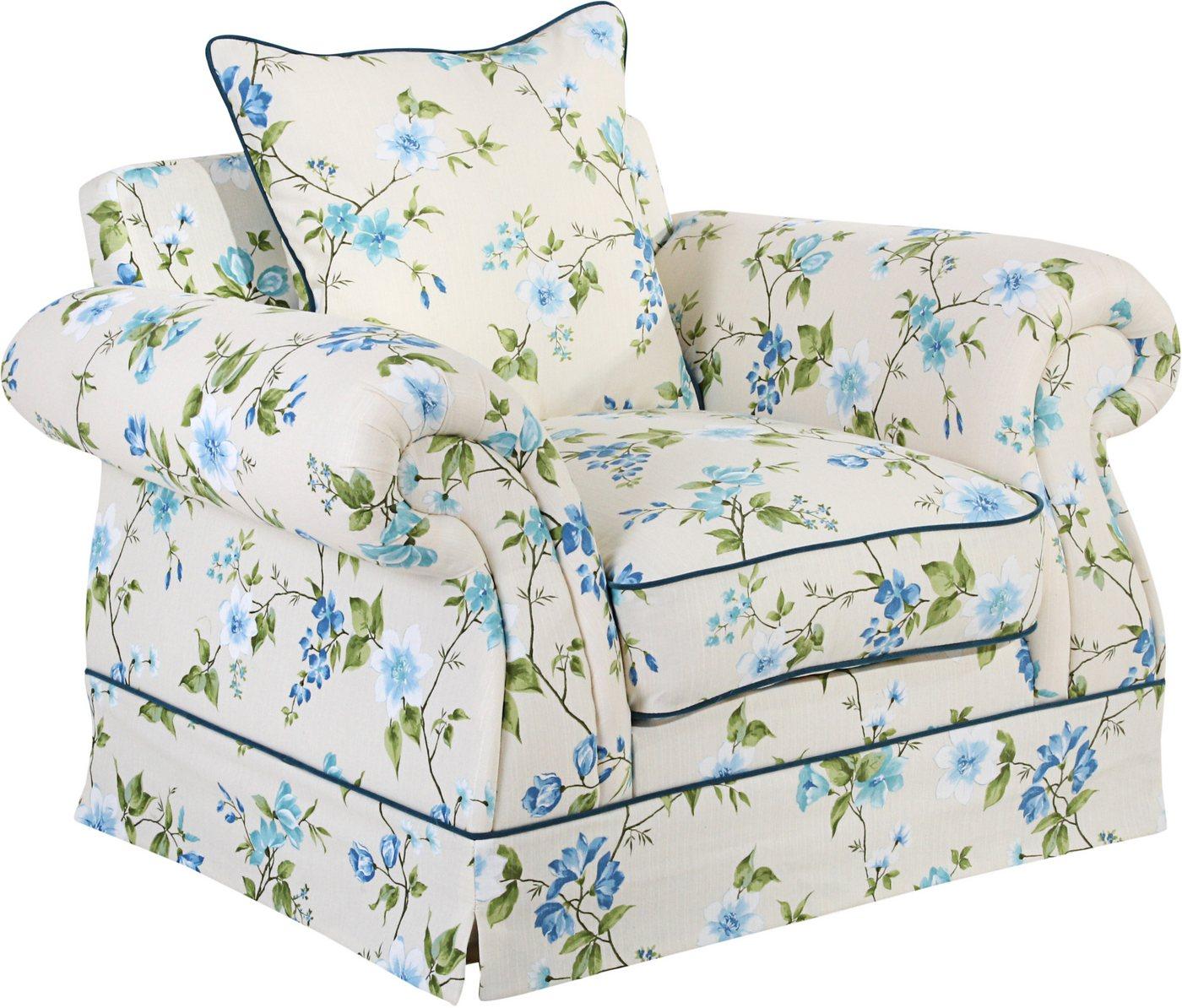 MAX WINZER® fauteuil Summerville in retro-look