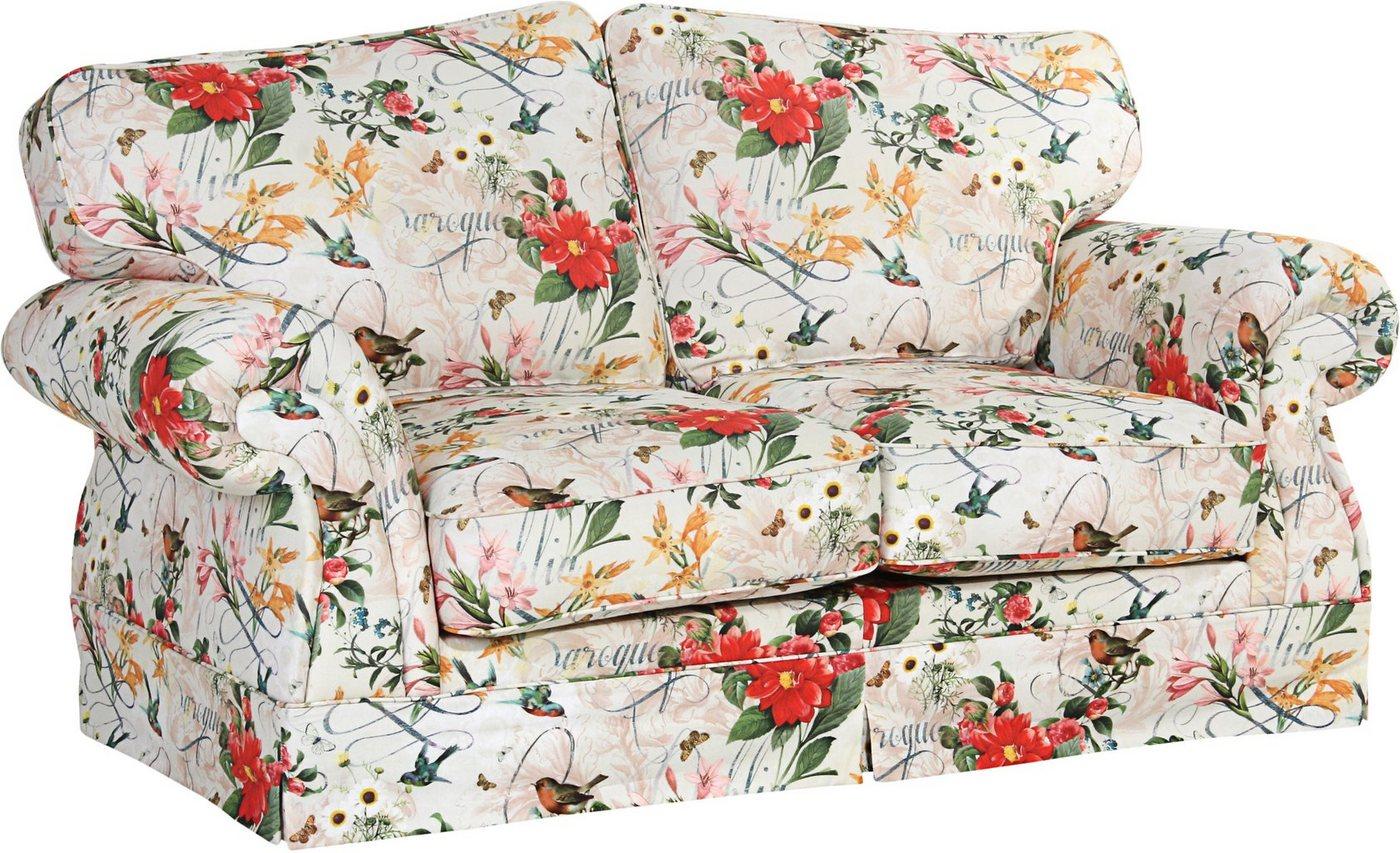 MAX WINZER® 2-zitsbank Mary, in romantische look, breedte 176 cm