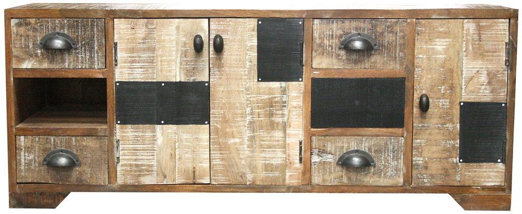 HOME AFFAIRE TV-meubel Botario, breedte 114 cm