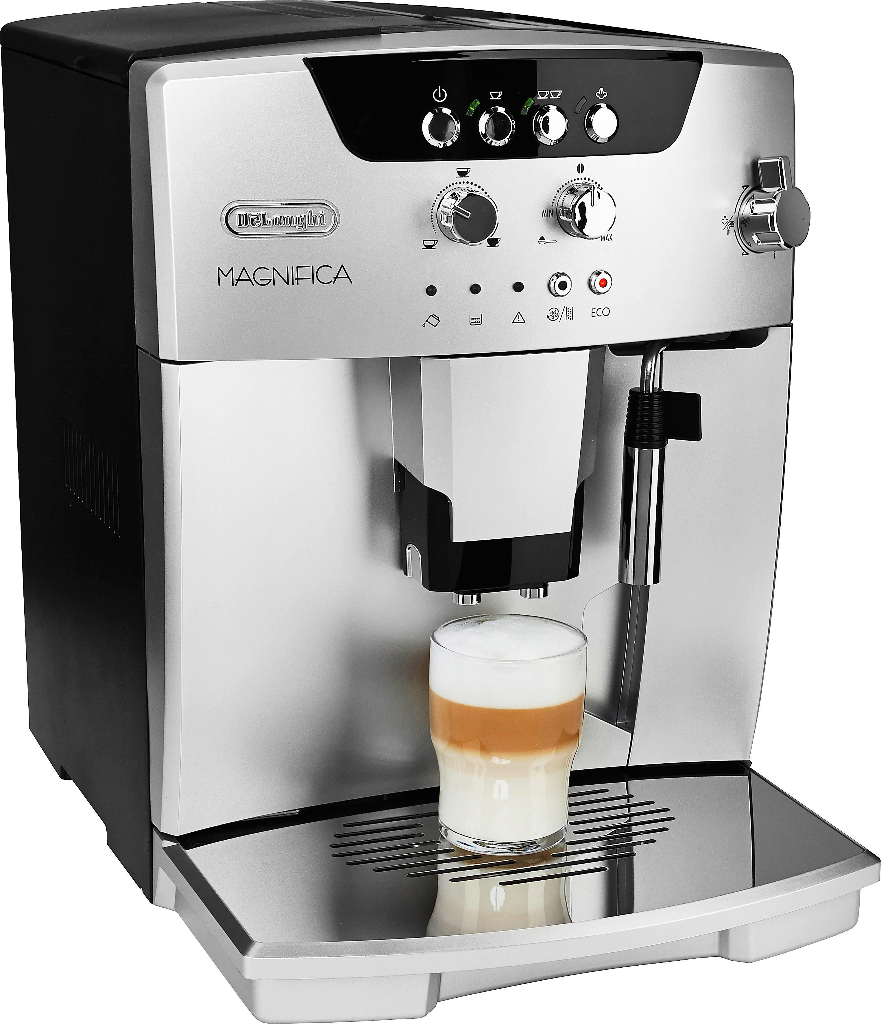 De'longhi Delonghi volautomatisch koffiezetapparaat Magnifica New Generation ESAM 04.110.S / 04.110.B nu online bestellen