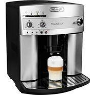volautomatisch espresso-apparaat, delonghi, 'esam 3000 magnifica eleganza' zilver