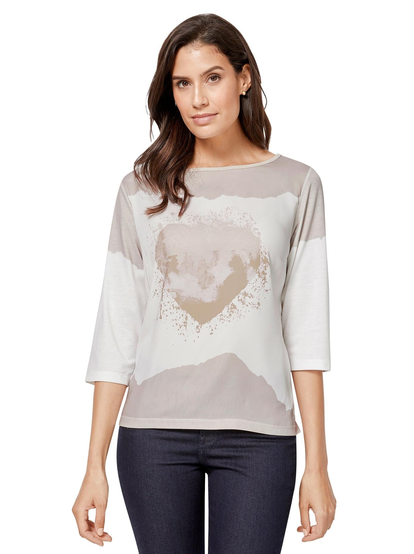 Creation L shirt met 3/4-mouwen goedkoop op otto.nl kopen