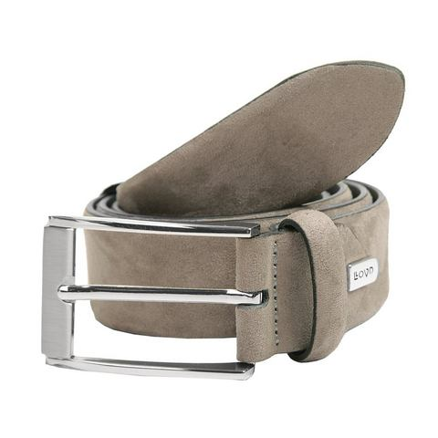LLOYD Men's Belts heren riem van veloursleer