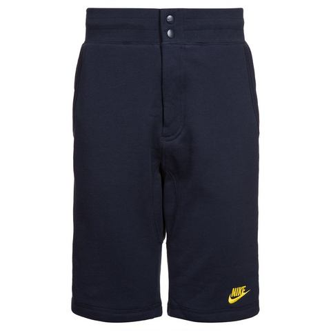 NIKE FC Barcelona Covert French Terry Venom short heren