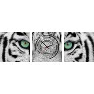 conni oberkircher´s wanddecoratie »eye of the tiger« grijs