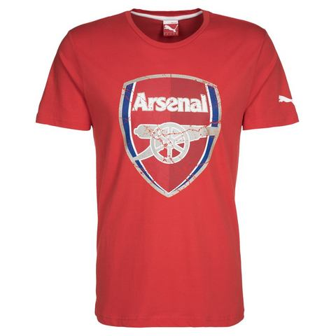 PUMA Arsenal London Fan T-shirt voor heren