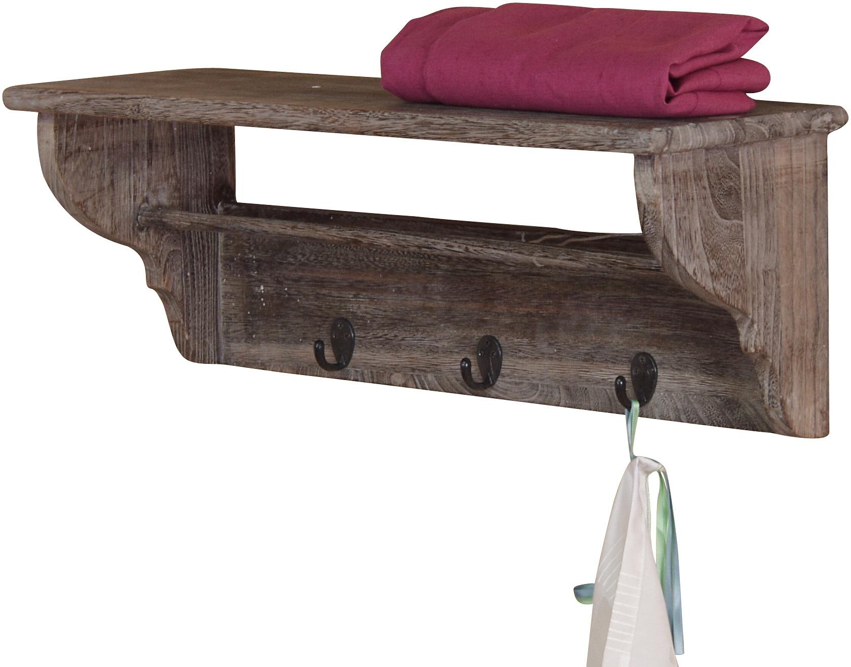 wandkapstok home affaire makkelijk gevonden otto. Black Bedroom Furniture Sets. Home Design Ideas
