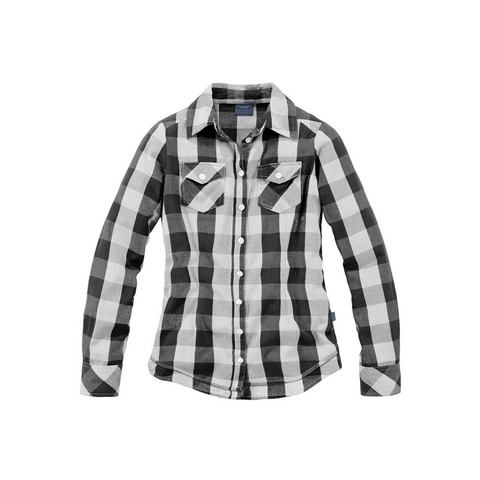 ARIZONA Geruit overhemd van puur katoen