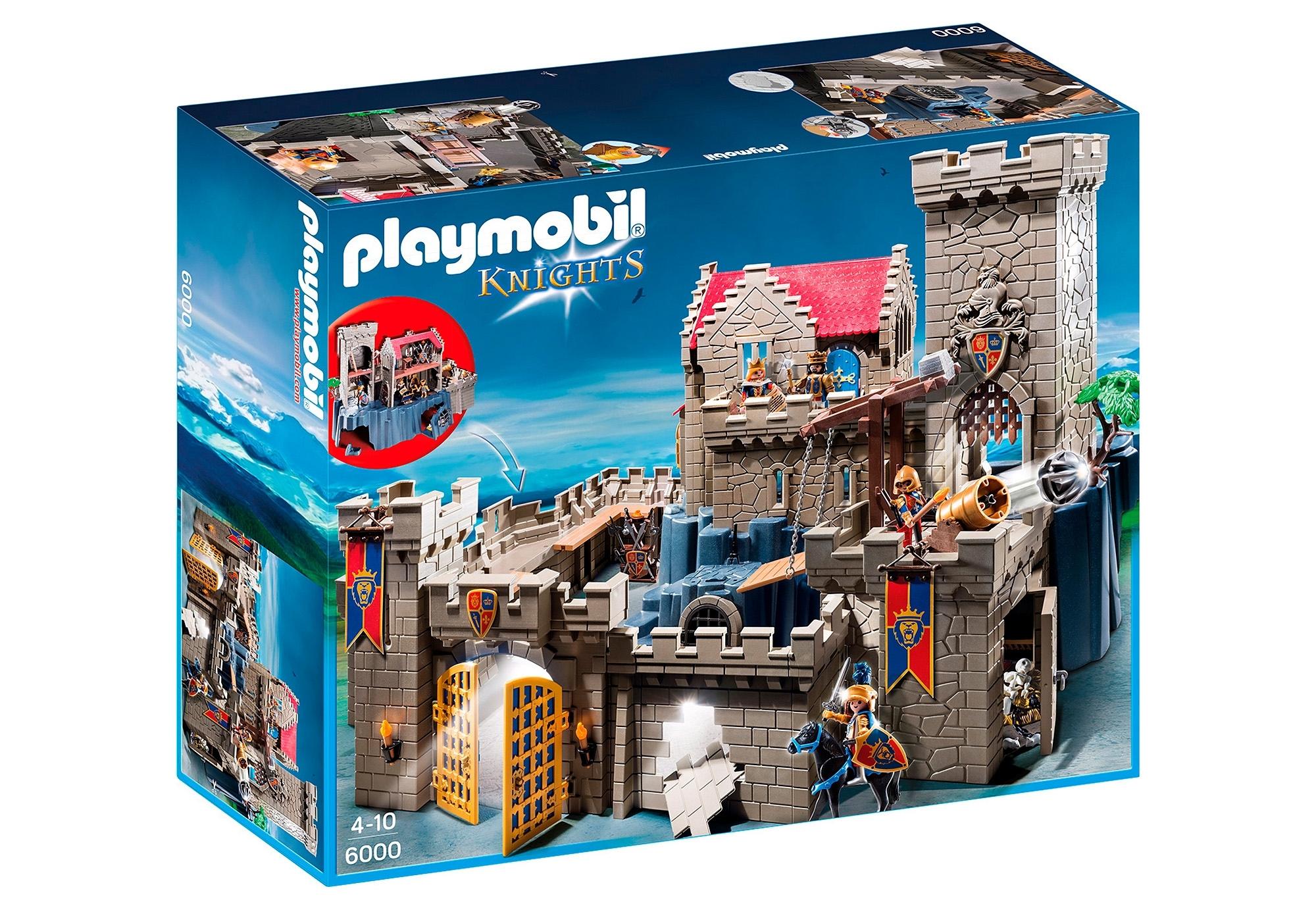 playmobil Koningskasteel Leeuwenridders 6000 bij OTTO online kopen