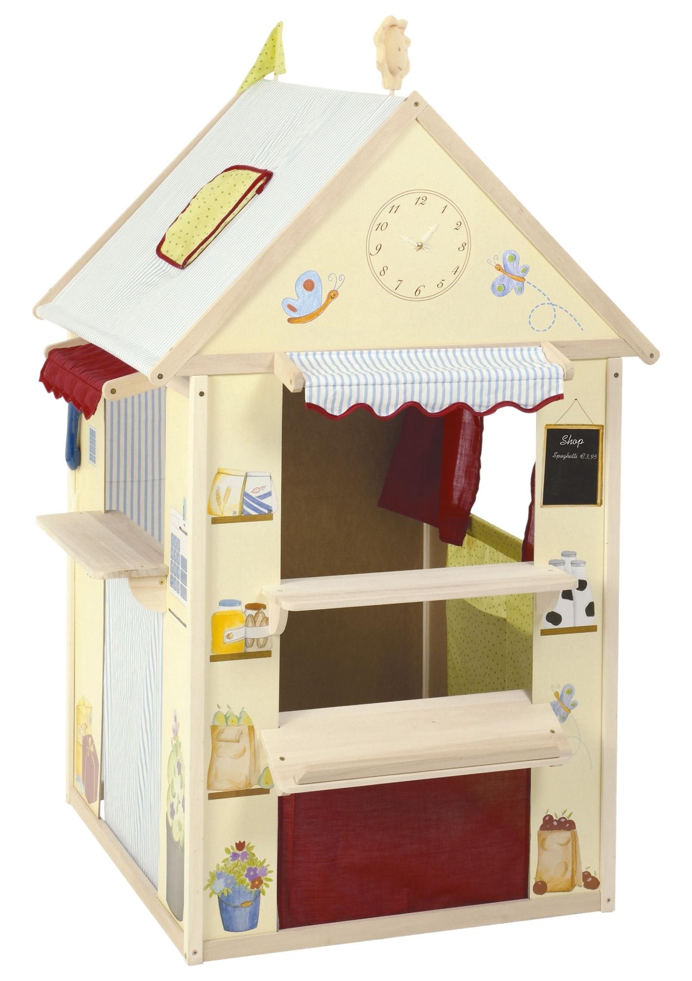 Roba Speelhuis incl. accessoires in de webshop van OTTO kopen