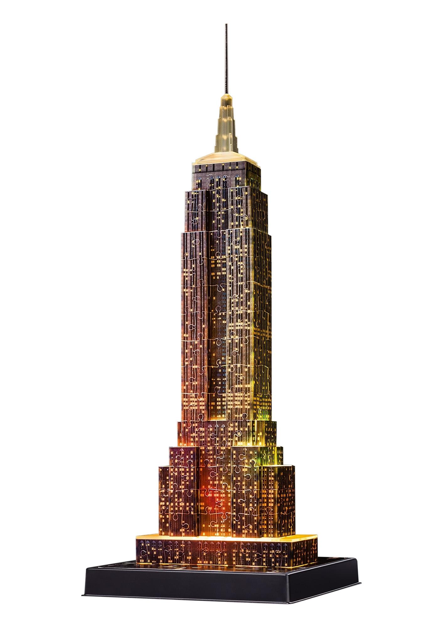 RAVENSBURGER 3D-puzzel Empire State Building in de online winkel | OTTO