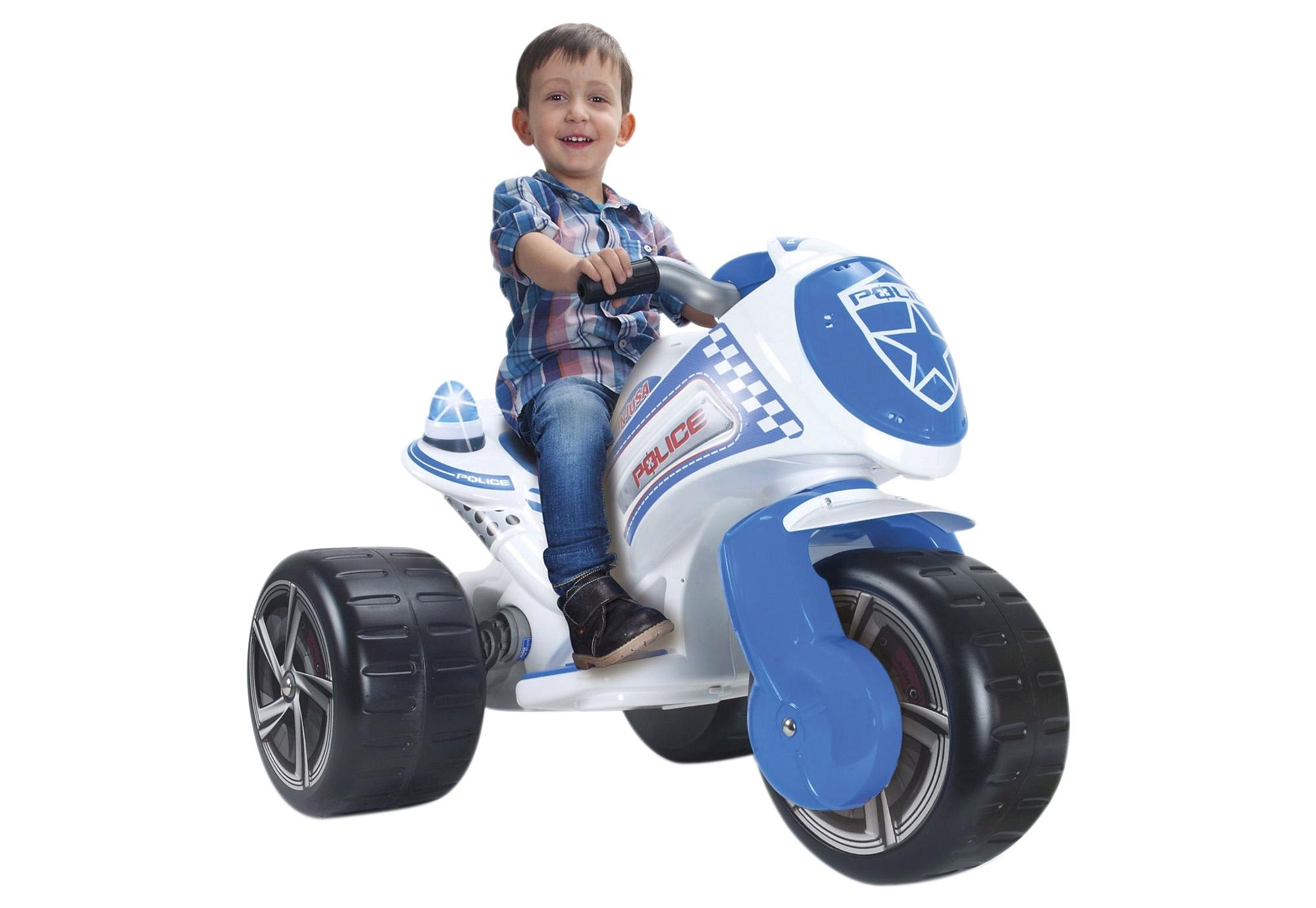 INJUSA elektro-motorfiets »Police XL« nu online kopen bij OTTO