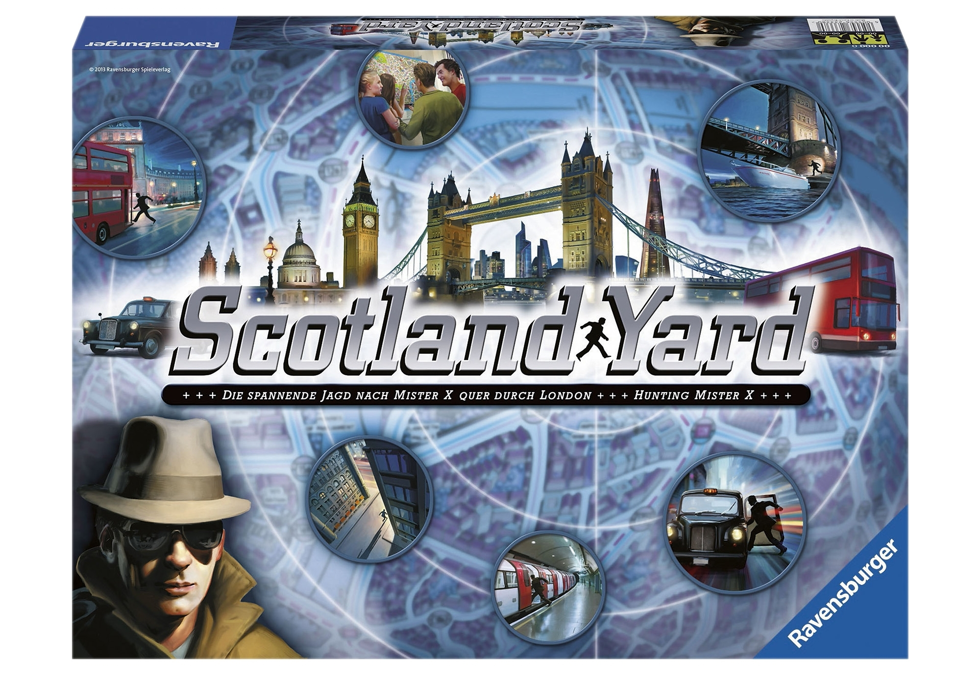 Ravensburger Detective-spel Scotland Yard RAVENSBURGER goedkoop op otto.nl kopen